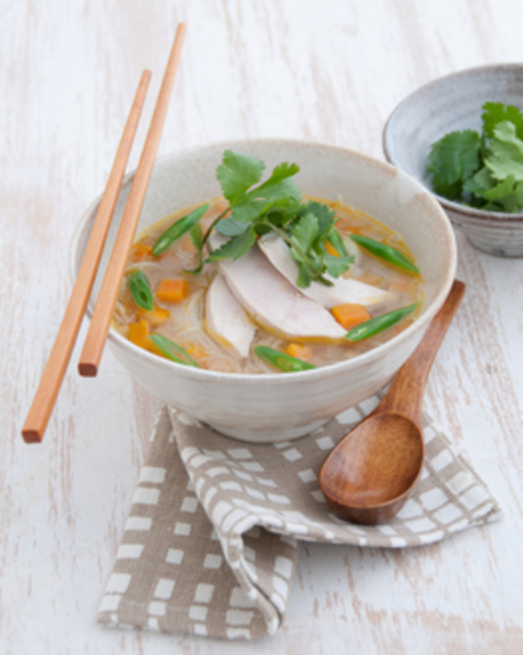 Thermomix Chicken Noodle Soup