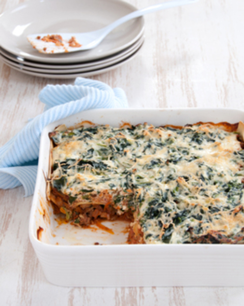 Thermomix Meat & Vege Lasagne