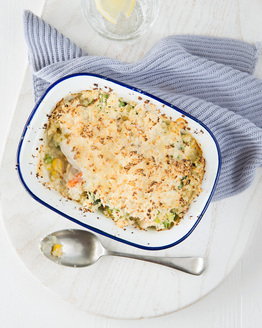 Fish & Vegetable Pie