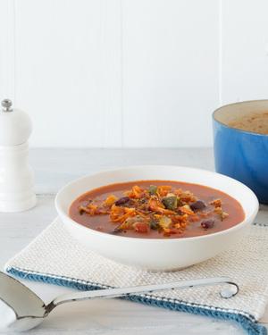 Beef & Bean Soup