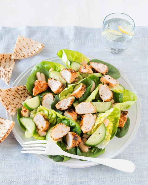 Lemon & Tarragon Honey Chicken Salad