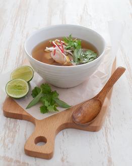 Vietnamese Pho Ga Soup