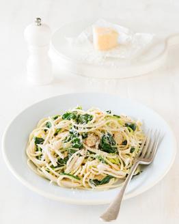 Chicken & Zucchini Pasta