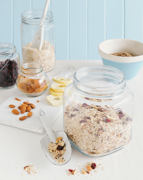 Low FODMAP Muesli