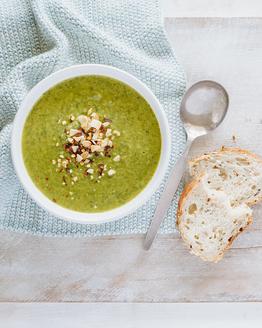 Supergreen & Bean Soup