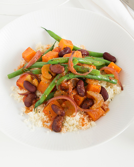 Family Red Kidney Bean & Vegetable Stew