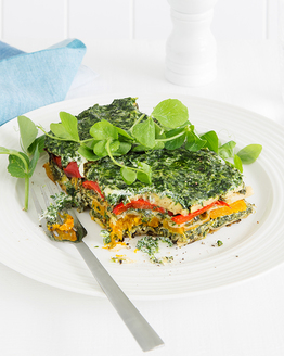 Family Roasted Vegetable Lasagne