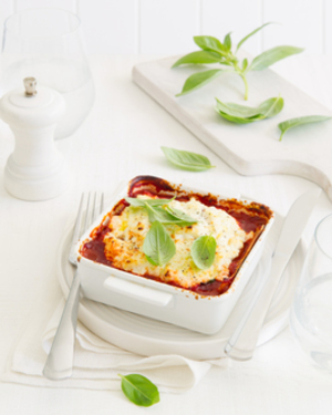 Family Chargrilled Vegetable & Ricotta Lasagne