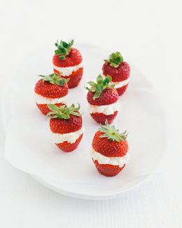 Strawberry Ballerinas