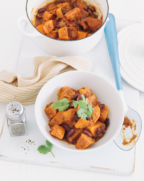 Sweet Potato Stew