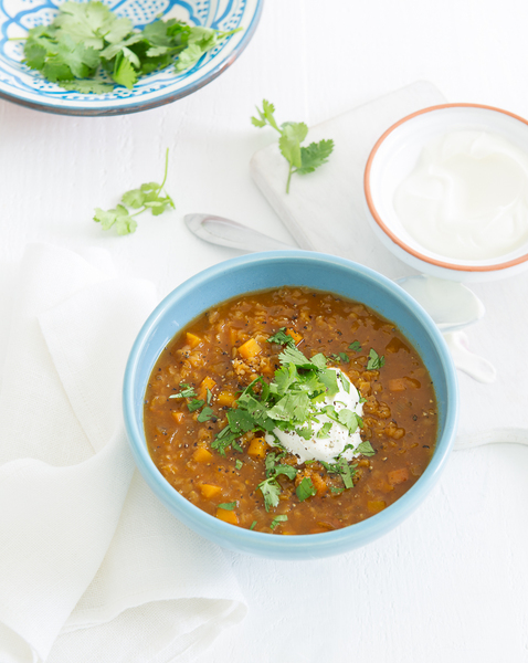 Nepalese Lentil Soup