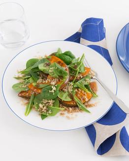Pumpkin & Quinoa Salad