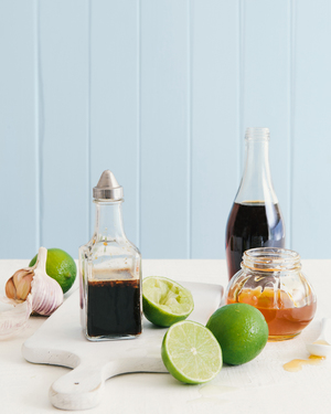 Soy & Lime Dressing