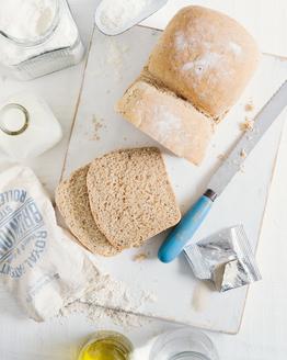 Wholemeal & Spelt Bread