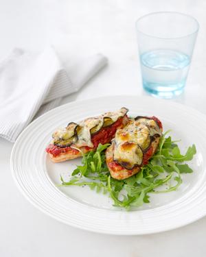 Vegetarian Parmigiana