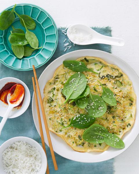 Korean-style Omelette