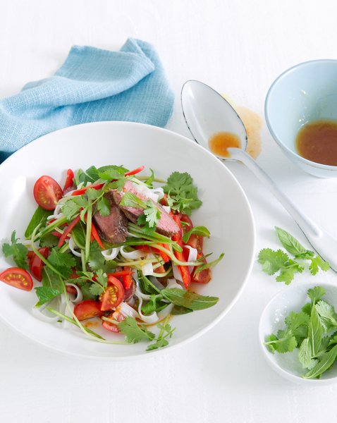 Thai Kangaroo Salad