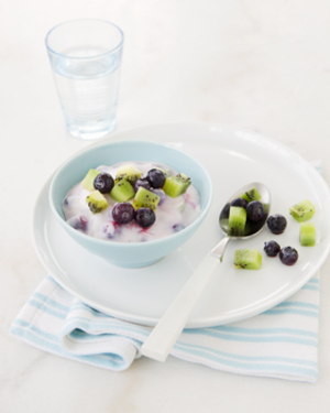 Frozen Fruit Yoghurt