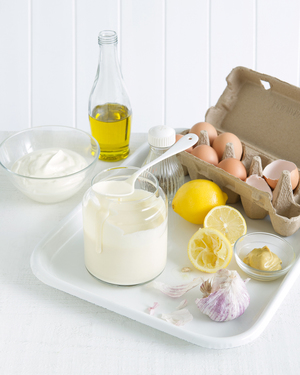 Creamy Mayonnaise Dressing