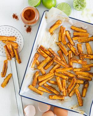 Chilli & Lime Sweet Potato Chips