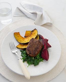 Steak & Vege