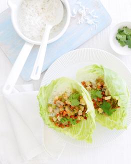 Tofu San Choy Bau