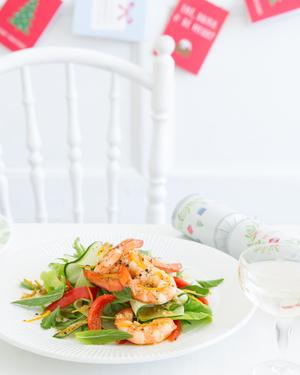 Prawn & Sumac Salad