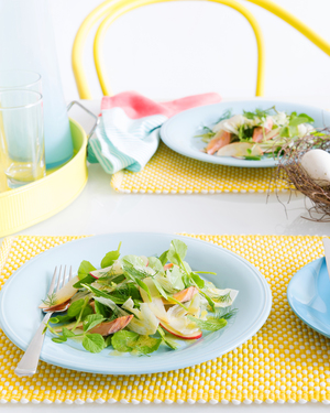 Smoked Trout & Fennel Salad