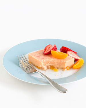 Fruit & Yoghurt Slice