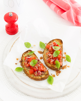 Bruschetta for Two