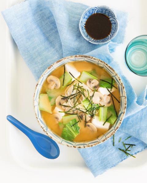 Miso & Tofu Soup