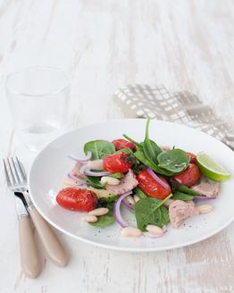 Cannellini Bean & Tuna Salad