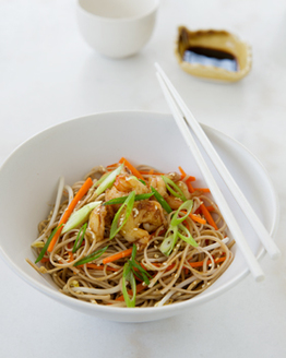 Fabulous Japanese Prawn Noodles