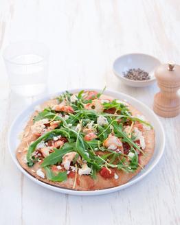 Prawn & Feta Pizza