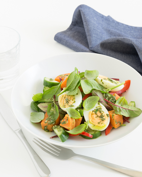 Egg & Pesto Salad
