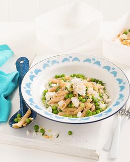 Pea & Pasta Salad