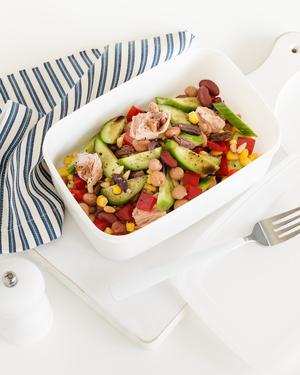 Bean & Tuna Salad