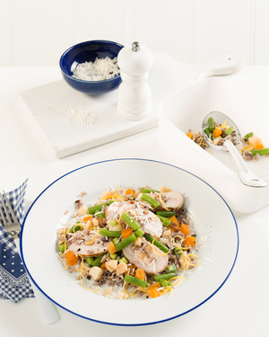 Macadamia & Chicken Salad