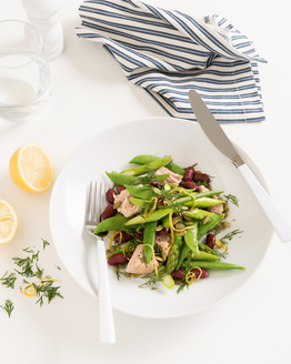 Asparagus & Tuna Salad