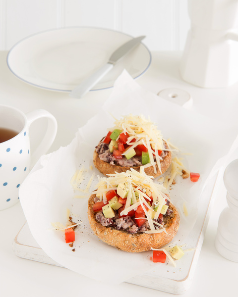 Mexican Morning Muffin