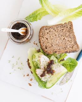 Chicken Salad & Relish Sandwich