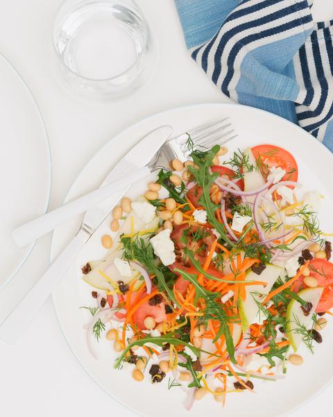 Tomato & Rocket Salad