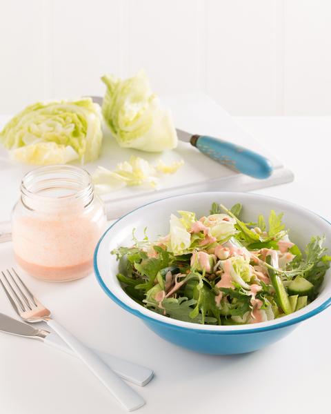 Green Crunch Salad