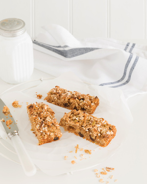 Apple & Oat Breakfast Slice