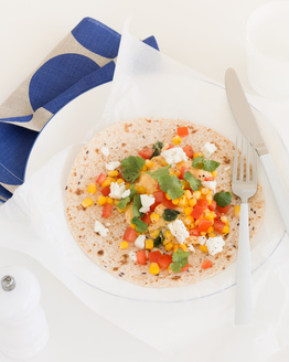 Wholegrain Breakfast Burrito
