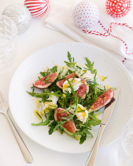 Fig & Mozzarella Salad