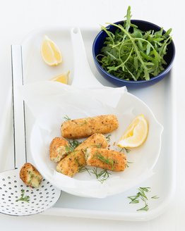 Potato & Herb Croquettes