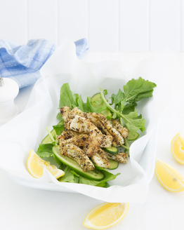 Spiced Calamari