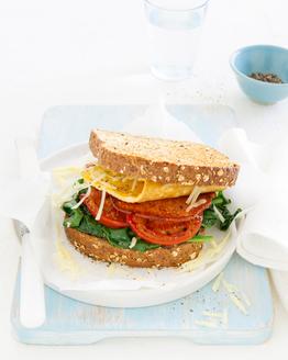 Bacon & Egg Sandwich